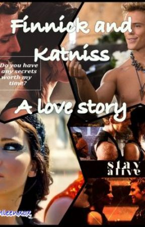 Finnick and Katniss. A love story by xoxxkathleenxox
