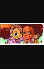 Huey X Jasmine's (Love Story) by Ariel_love_12