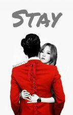 STAY  by AnisaJsw