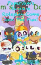 PaperJam's Daycare RolePlay Come Join The Fun by UTAUGirlSans
