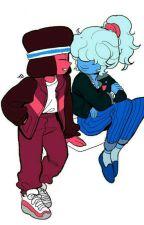 ?cuando te conocí ❤ (rupphire yuri) by Rubi-amor