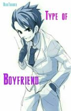 Inazuma Eleven // Type of Boyfriend by BlueTrainer
