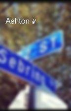 Ashton ✌️ by Transtastic-