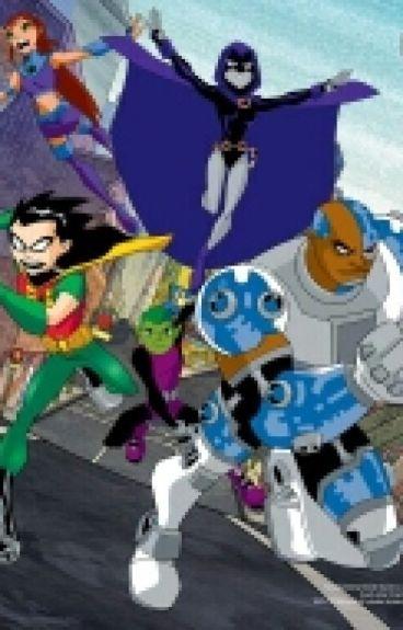 Reader x Teen Titans