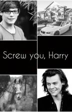 ÷WOLNO PISANE÷ Screw You, Harry/L.S by mg19018