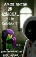 Amor Entre Un Homicida... Y Un Suicida!?! - BxB (Pausada) by One-Error