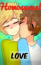 Homosexual Love [Golddy] #FNAFHS by CoolSkeleton95-