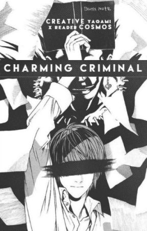 Charming Criminal • Light Yagami by tsukkki-