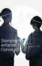 Siempre Estarás Conmigo (Tanaka-kun Wa Itsumo kedaruge) *Yaoi* by Amber31_45