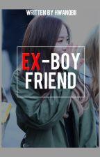 Ex- Boyfriend ; jjk.hsb.kth.lhl by hwanqbii