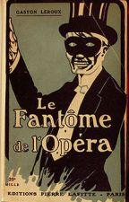 El Fantasma de la Ópera by phantomgiirl