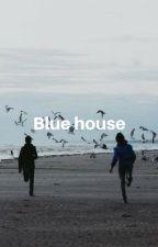 Blue House - TaeKook  by AoiNoHimawari