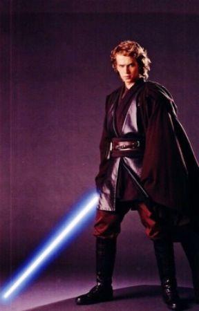Flickers (Anakin Skywalker) by anakinnn_