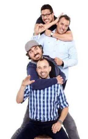 Impractical jokers preferences by smb_imagines