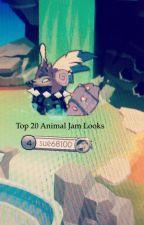 Top 20 animal jam looks by DewDropkittykat