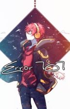 Error 707 | Luciel X Reader by EternalN1ght