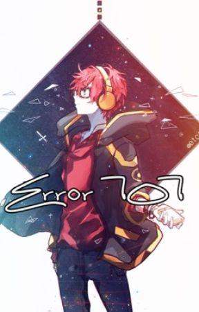 Error 707 | Luciel X Reader by EternalN1ght
