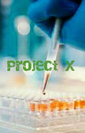 Project X by iamspeedy