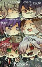 Diabolik lovers 100% parody by sophia-sama