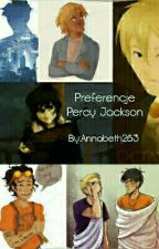 Percy Jackson. Preferencje by Annabeth263