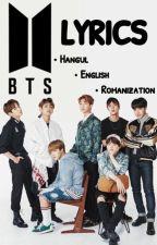 BTS lyrics // Hangul, English, Romanization by YoonMinTae
