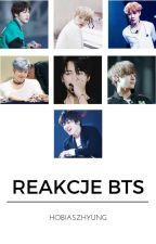Reakcje BTS by hobiaszhyung