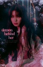 DEMON Behind HER by _nyxd_