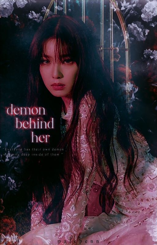 DEVIL Behind HER by MzDestroyer