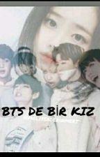 BTS'de Bir Kız by yoonskitty