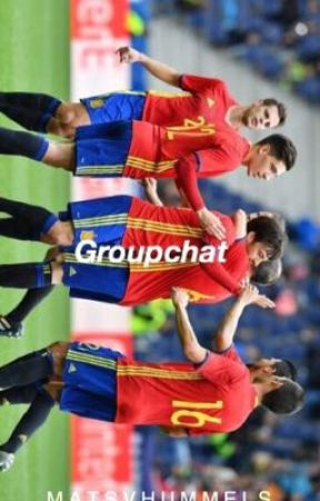 Groupchat|Spain nt| by matsvhummels