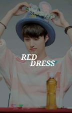 + red dress // pentagon yeo one [✔] by sushimee_