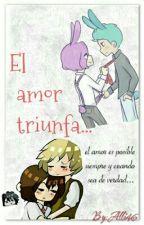 el amor triunfa (bonxbonnie) y (GoldenxFreddy) [pausada] by Alli46