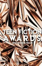 Teen Fiction Awards by youngadultreads