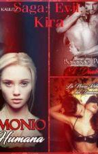 Extras y especiales (saga Evil)  by kira_kaulitz
