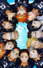 Haikyuu!! Smut by anotokayperson