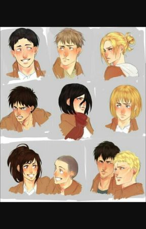 Attack on Titan Roleplay by iiSherberty