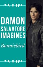 Damon Salvatore Imagines by bonniebird