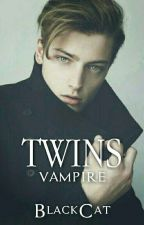 Twins Vampire by canzolend