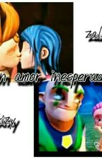 Un Amor Inesperado (kizy Y Zaloe) by KeylaMartinez608