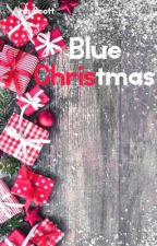 Blue Christmas * Advent Calender * [Chris Evans] by AnaScott_