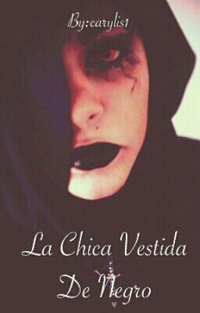 La Chica Vestida De Negro by carylis1