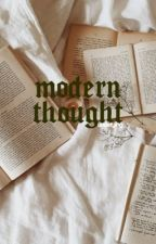 modern thought → meet my ocs by undefying