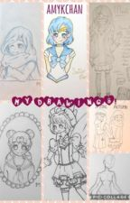 MY (NOT) AWESOME DRAWINGS! {OPEN} by amykchan