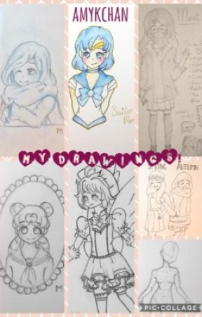 MY (NOT) AWESOME DRAWINGS! {Finished) by amykchan