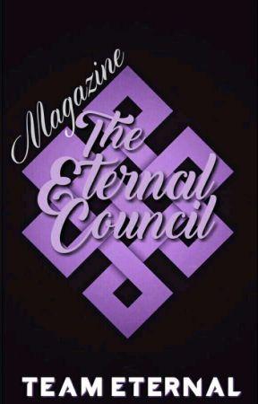 Eternal Writer Awards by TeamEternal