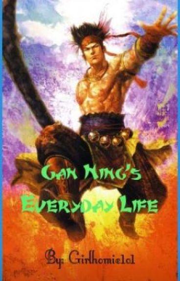 Gan Ning's Everyday Life