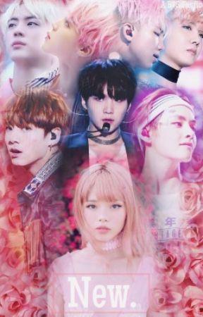 New 새로운 // BTS by Yoongurrt
