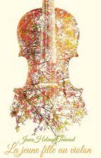 La jeune fille au violon by JanaHelenaTennant