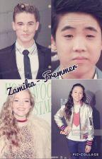 Zamika - Fremmer by GabrielleMelocamargo