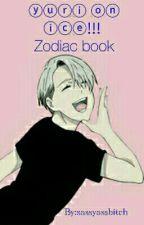 ⓨⓤⓡⓘ ⓞⓝ ⓘⓒⓔ!!! || Zodiac Book by saltykorean